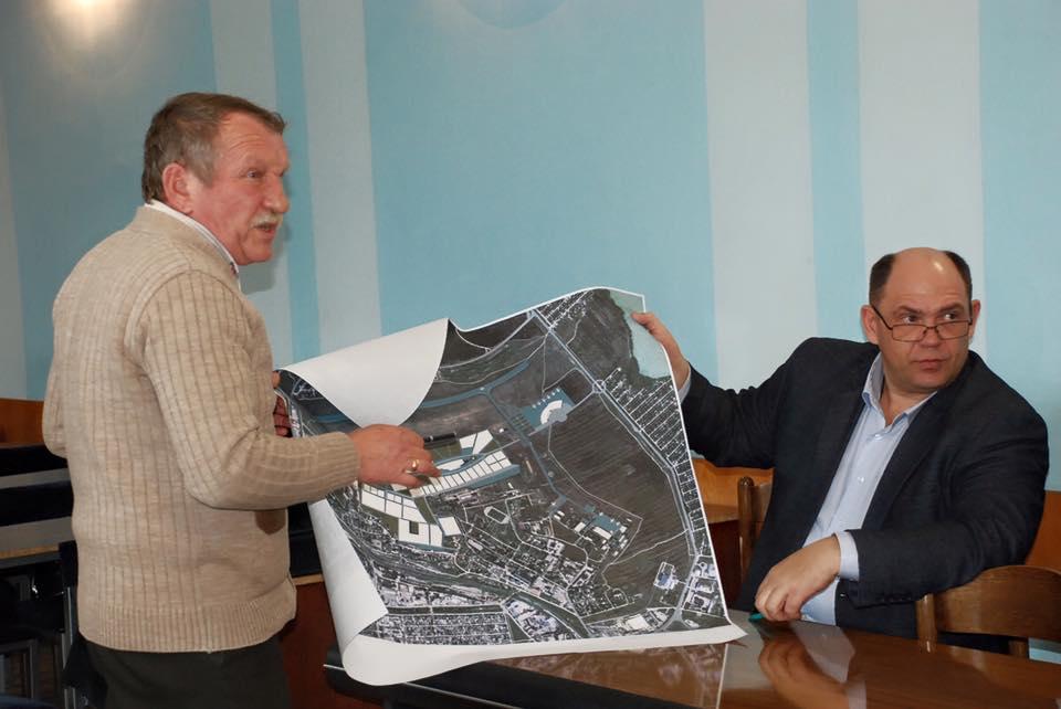 В Евпатории создадут индустриальный парк