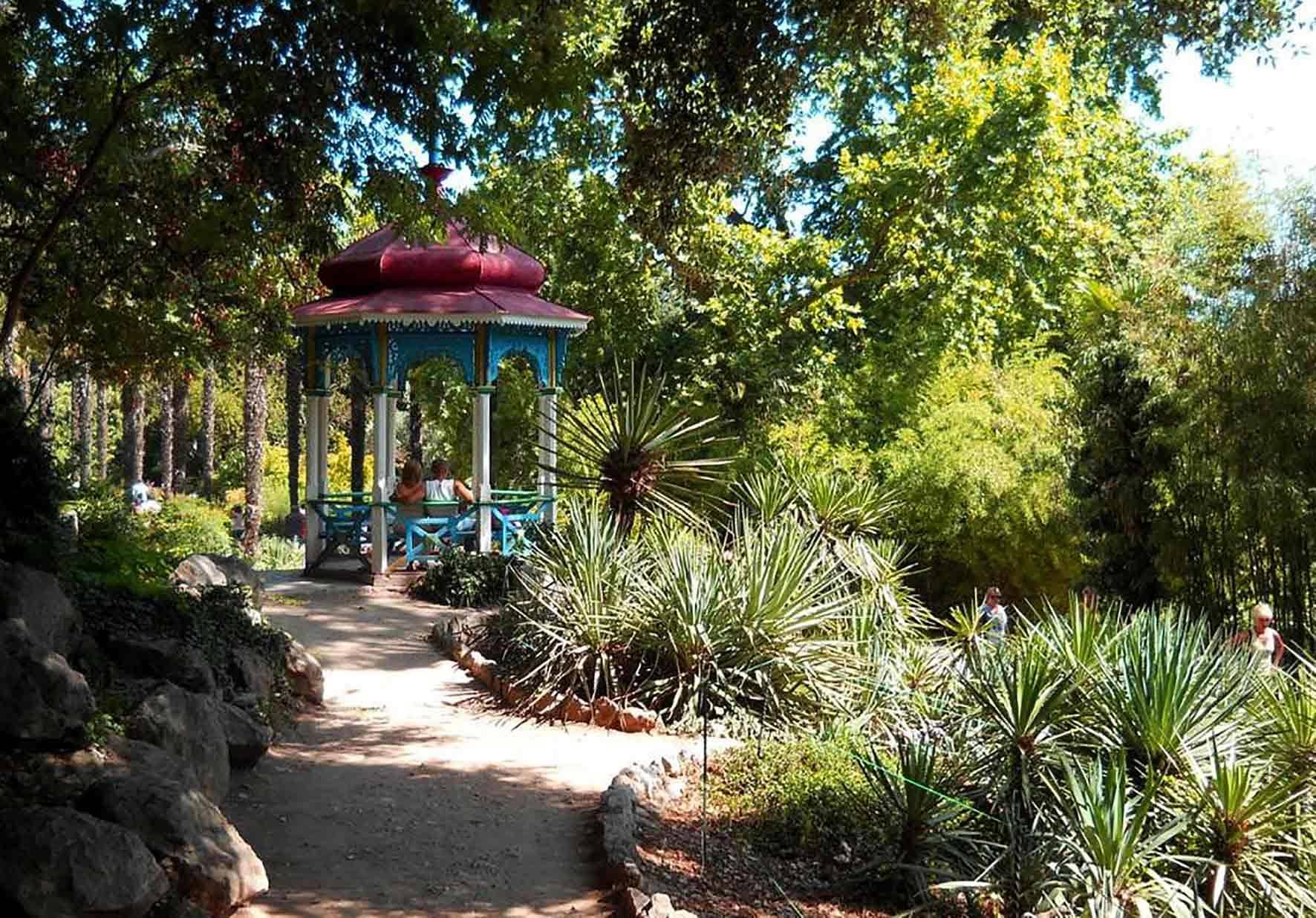 В Никитском ботаническом саду появится парк для семейного отдыха