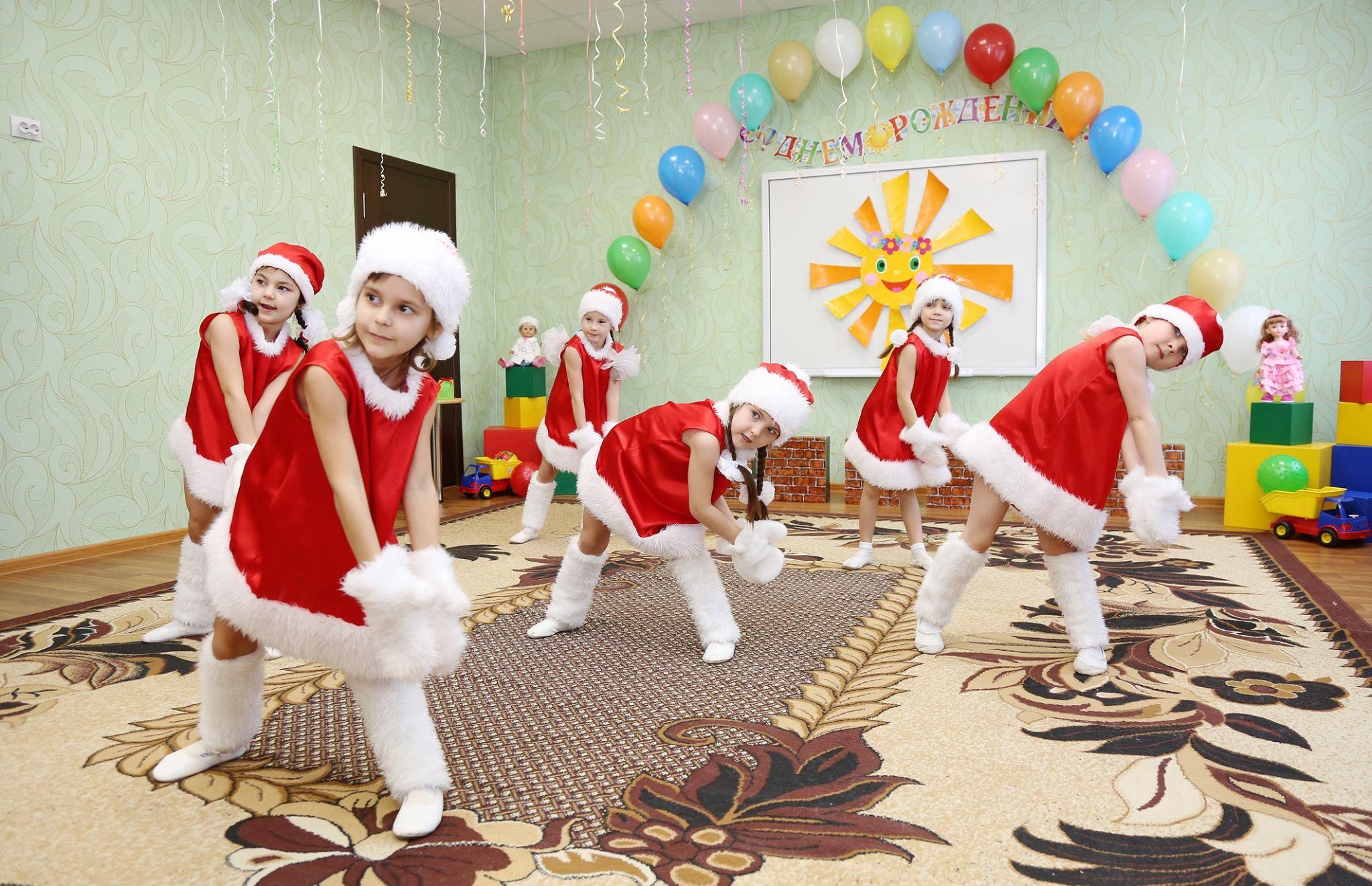 В Крыму открыли первый модульный детский сад