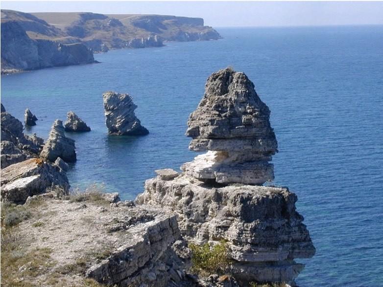 Достопримечательности Крыма: урочище Джангуль