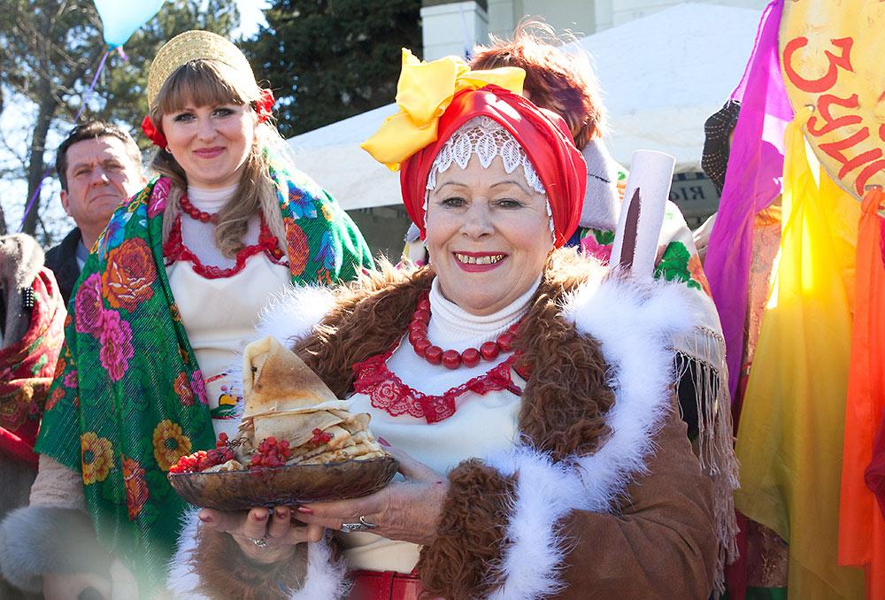 В Крыму началась Масленичная неделя