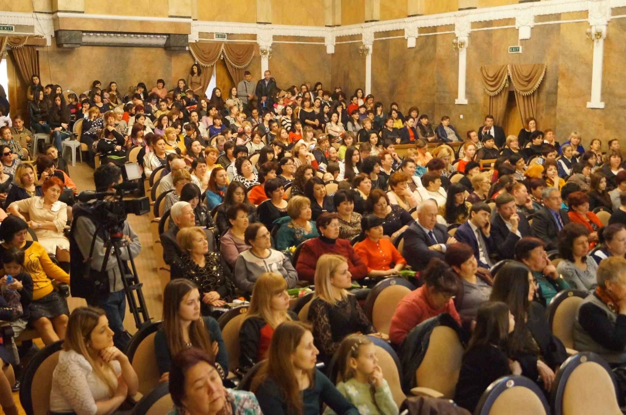 В Крыму состоялся форум «Берегите сердце матери»
