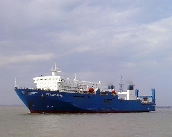 Из Севастополя в Новороссийск будет курсировать паром «Петербург»