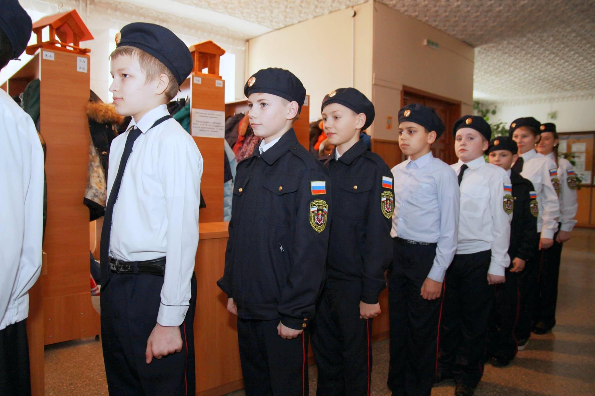 В Крыму воспитывают патриотов своей страны