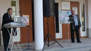 Чудесный дует: Григорий Минаев и Борис Колотюк