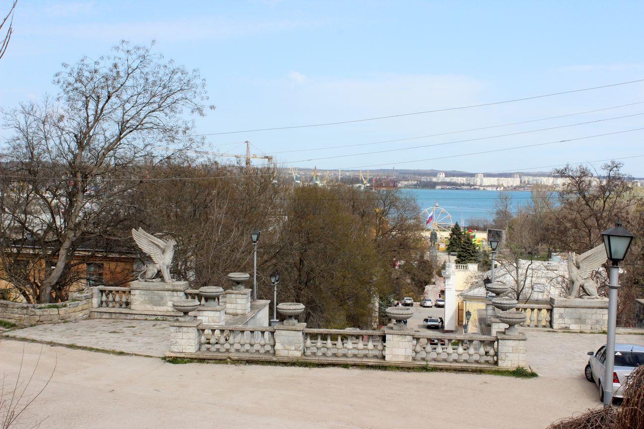 В Керчи восстановят Митридатскую лестницу