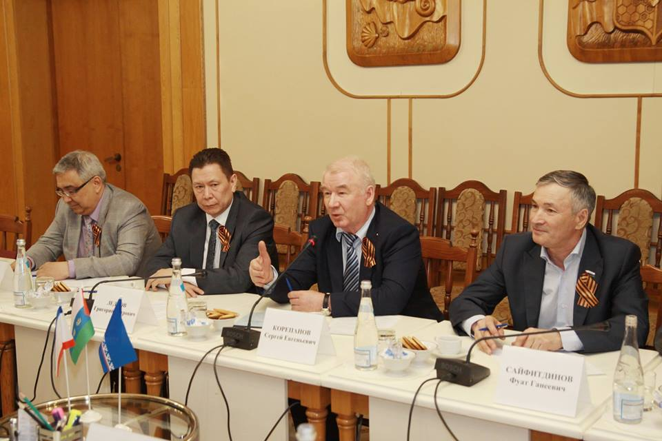 Крым посетили парламентарии из Ямало-Ненецкого округа