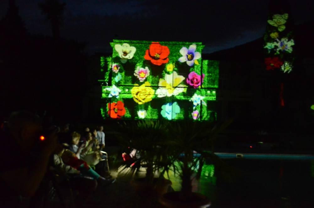 Никитский ботанический сад  запускает 3D-шоу «Вечерний сад»