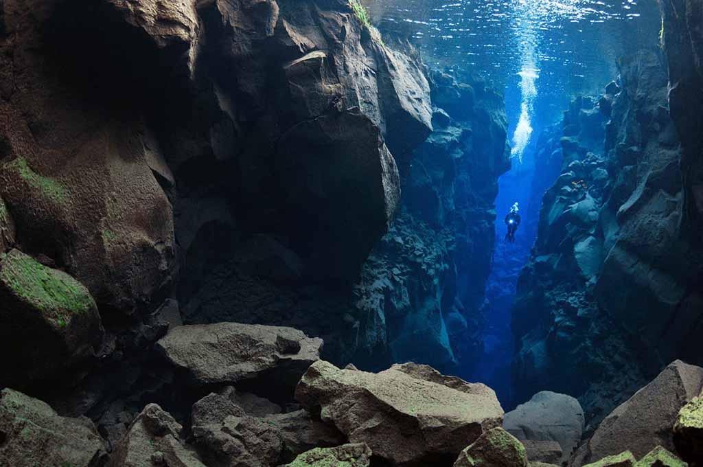 Достопримечательности Крыма: пещера Легенда