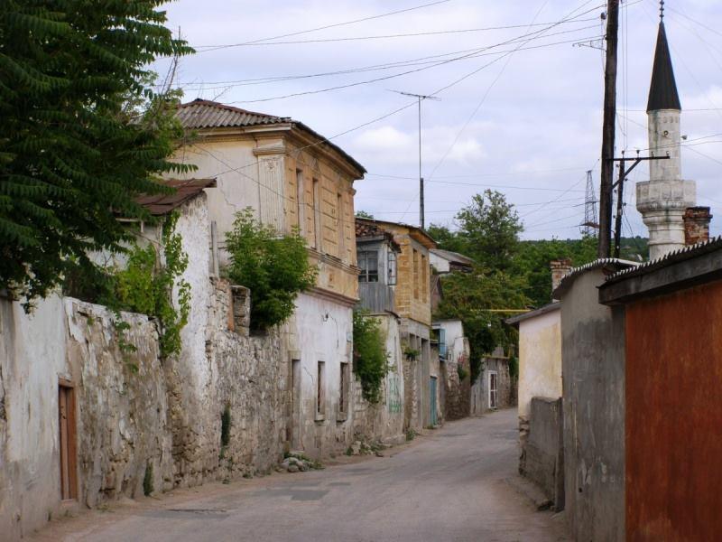 В Бахчисарае решили снести несколько старинных зданий