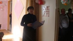 """Ольга Коваленко, отделение """"Зоренька"""", село Уютное"""
