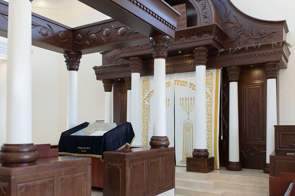 Иудеи Крыма отпразднуют Пурим в обновленной синагоге