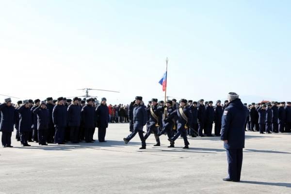 Летно-испытательный центр в Крыму отпраздновал свое 85-летие