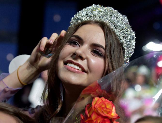 Самой красивой крымчанкой стала Анастасия Бочкова