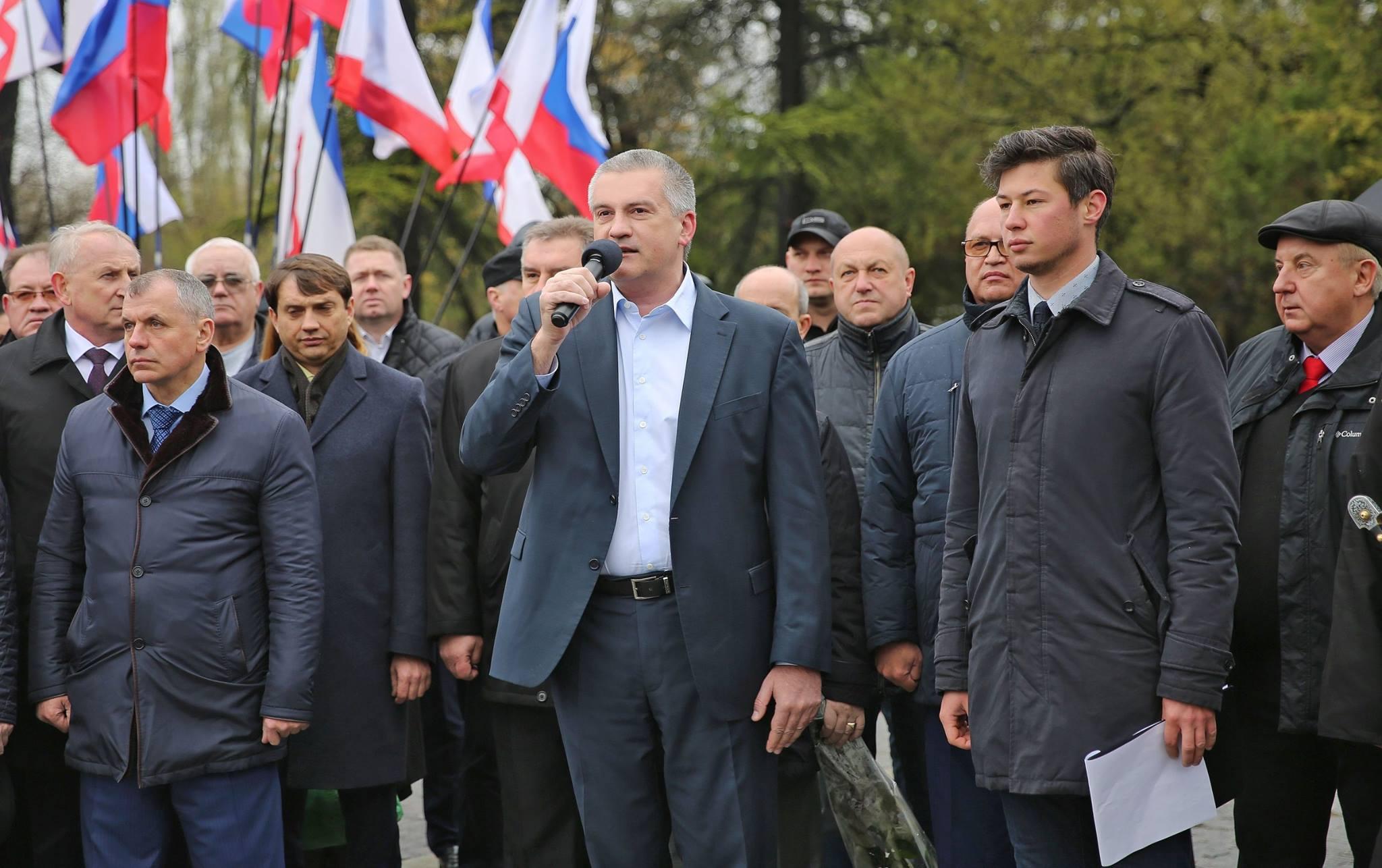 Сергей Аксенов: «Благодаря Манифесту, в Крыму наступил мир!»