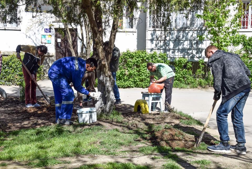В Евпатории за звание лучших будут бороться 47 дворов