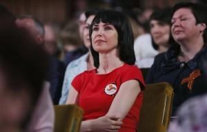Елена Аксенова конкурсом довольна!