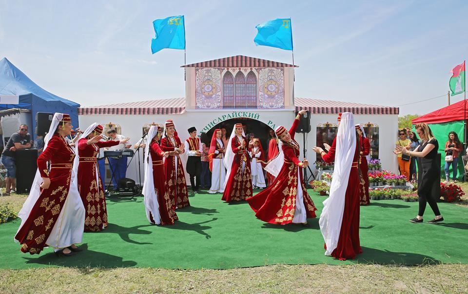 В Крыму празднуют Хыдырлез