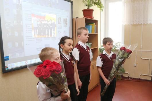 В Симферопольской школе №28 будет создан кадетский класс