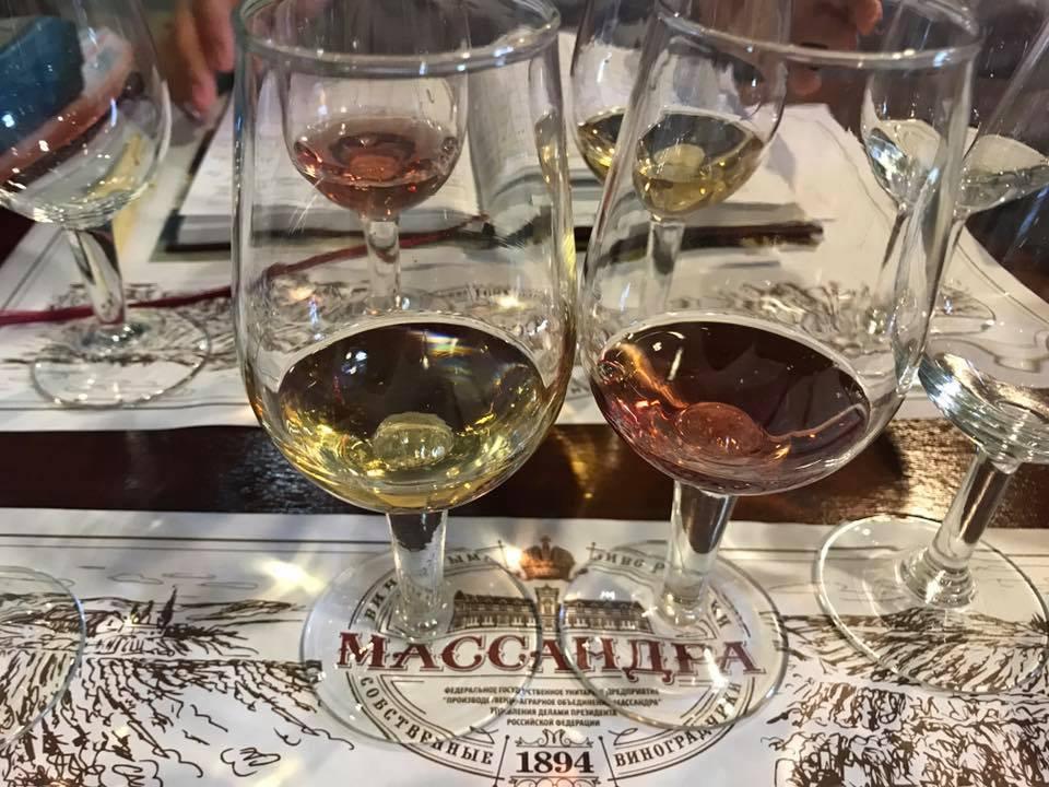 В Крыму названы лучшие вина