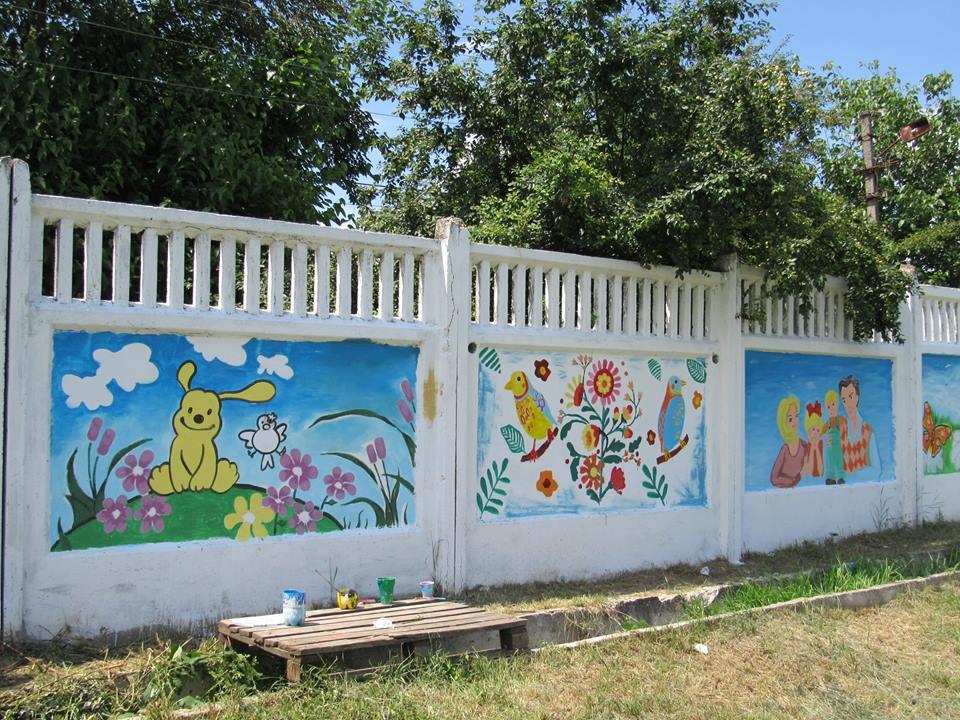 В Симферопольском районе появился Музей живописи под открытым небом