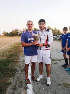 спортивный праздник,Юрий Айрапетян