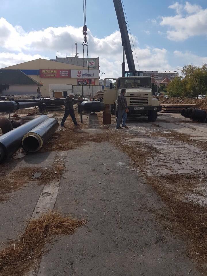 В Евпатории опровергли слухи о строительстве кафе на территории бывшего рынка