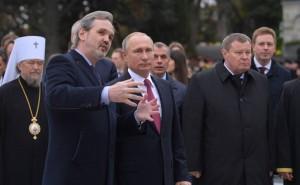 Путин и Ковальчук