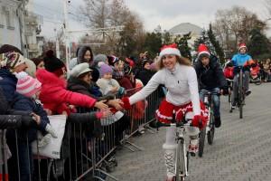 Дед Мороз и его свита1