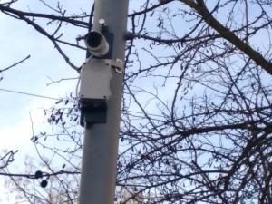 Евпатория, открытие двора, камеры наблюдения