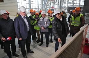 аэропорт Симферополь, Аксенов