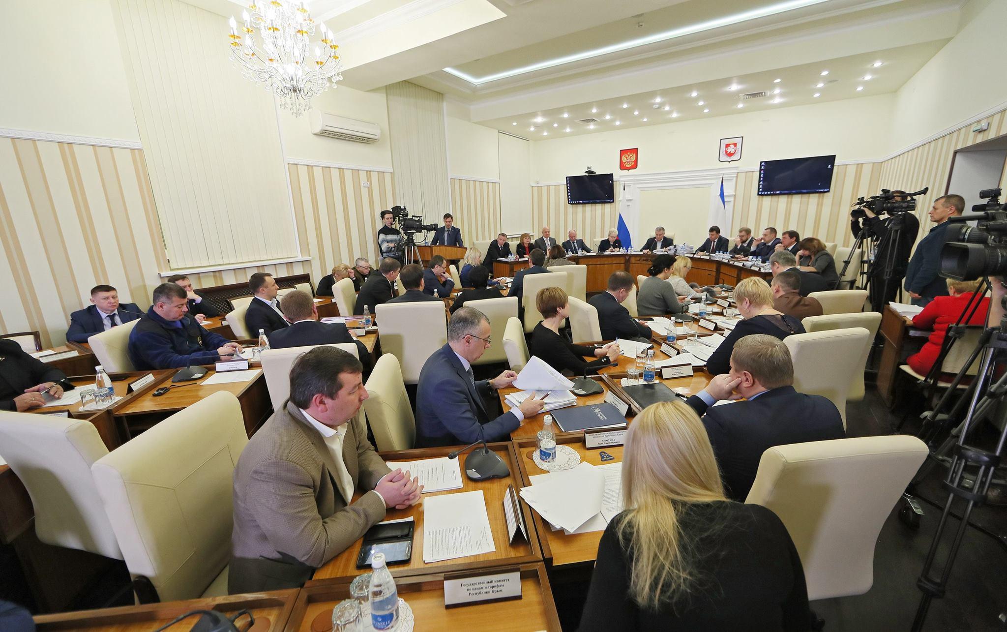 В Крыму проверят предприятия с низким КПД