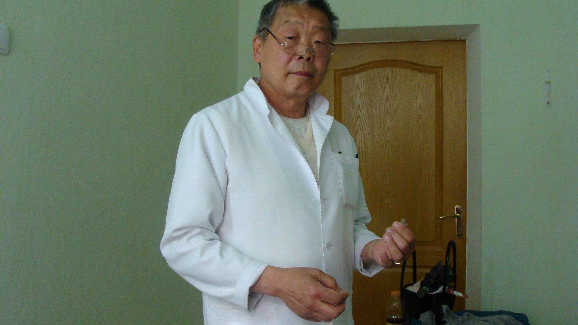 Волшебные иглы доктора Тяна