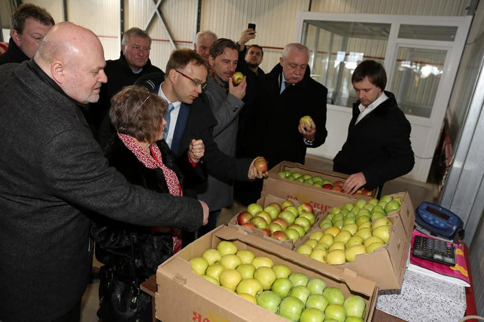 Парламентарии из Германии в восторге от продукции «Яросвит-Агро»