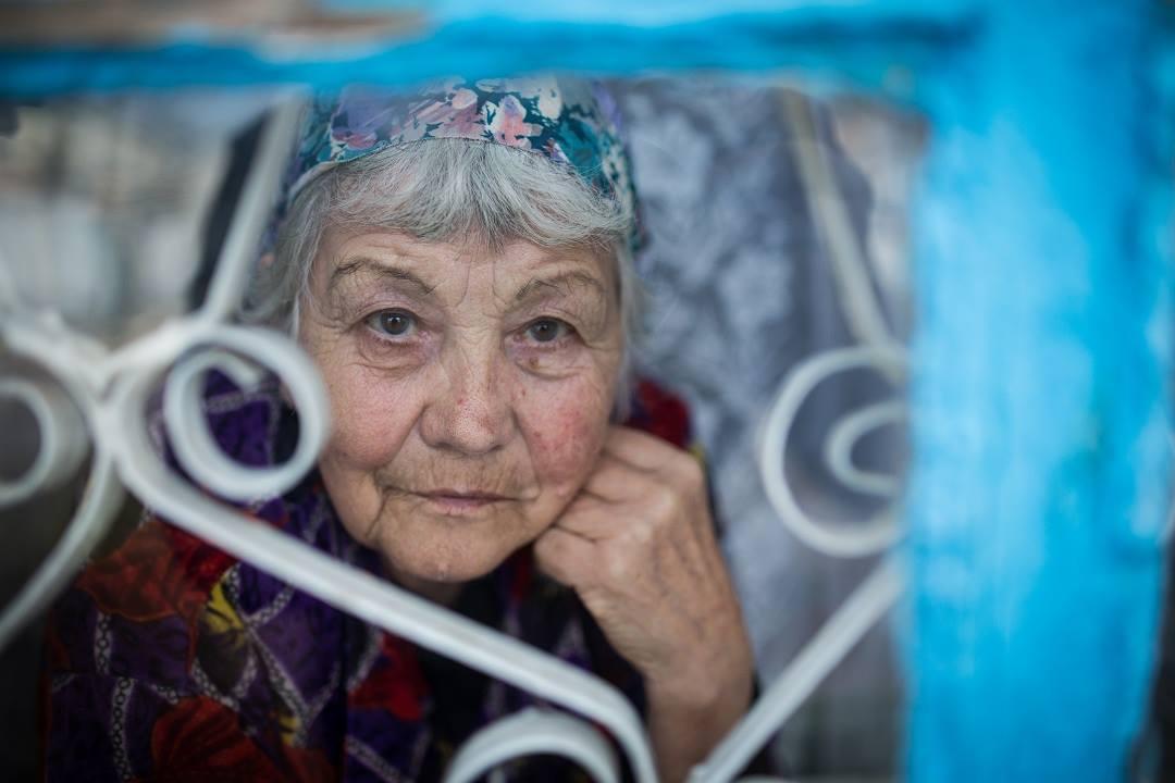 Жительницу Феодосии заживо замуровали в собственном доме (видео)