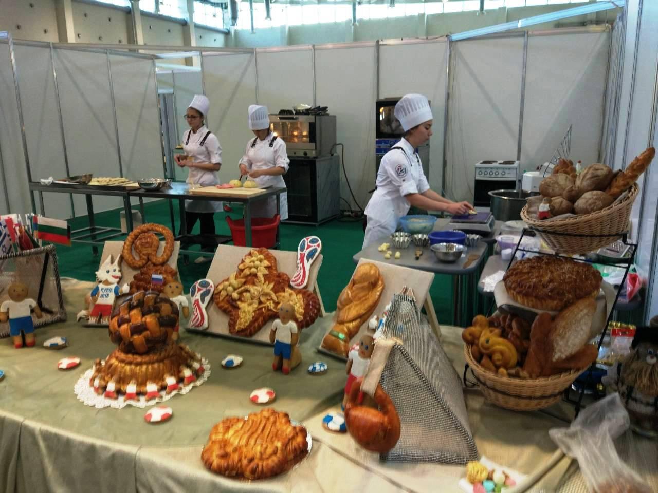 Крымская команда победила на Евразийском форуме «Хлеб — это мир»