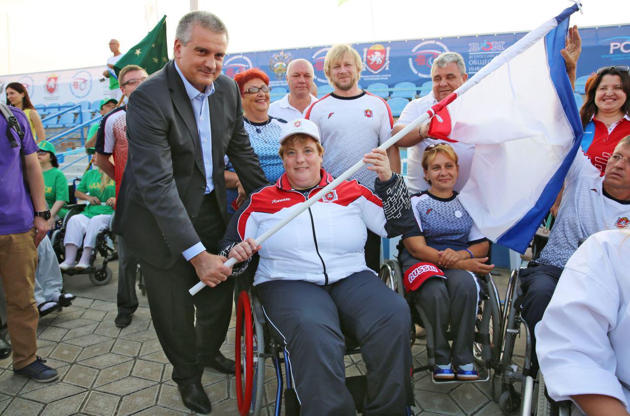 Сергей Аксенов: «Отношение к инвалидам – это индикатор зрелости общества»…