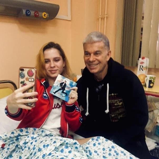 Олег Газманов исполнил мечту юной крымчанки