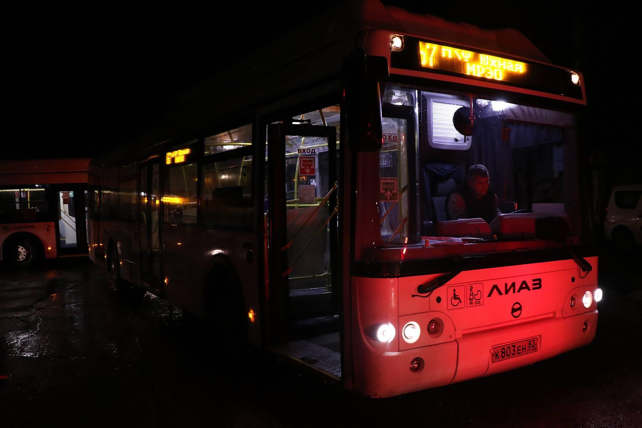 В Симферополе сегодня праздник: на столичные маршруты вышли новые автобусы…