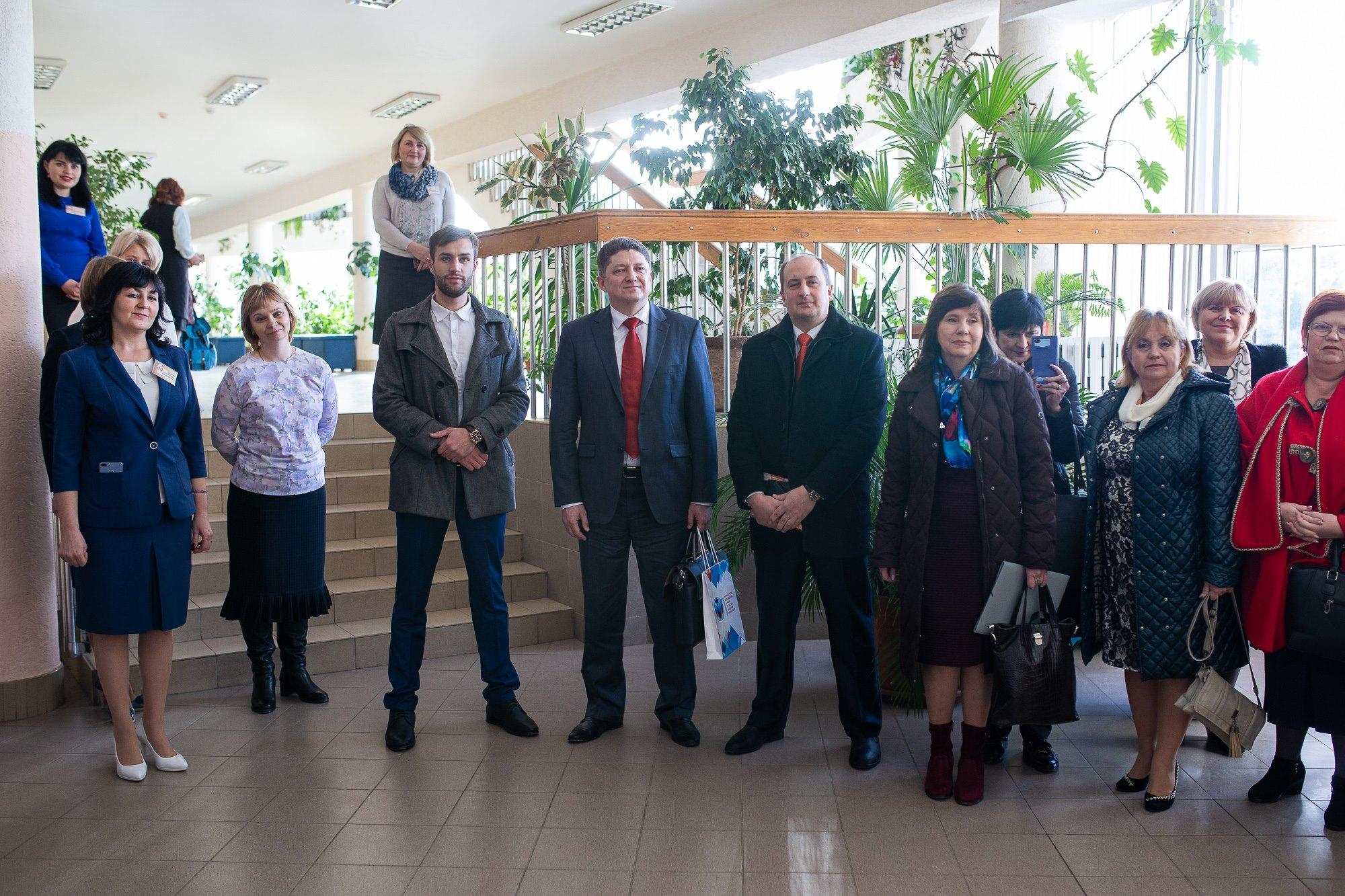 В Крыму работает делегация из Луганской Народной Республики