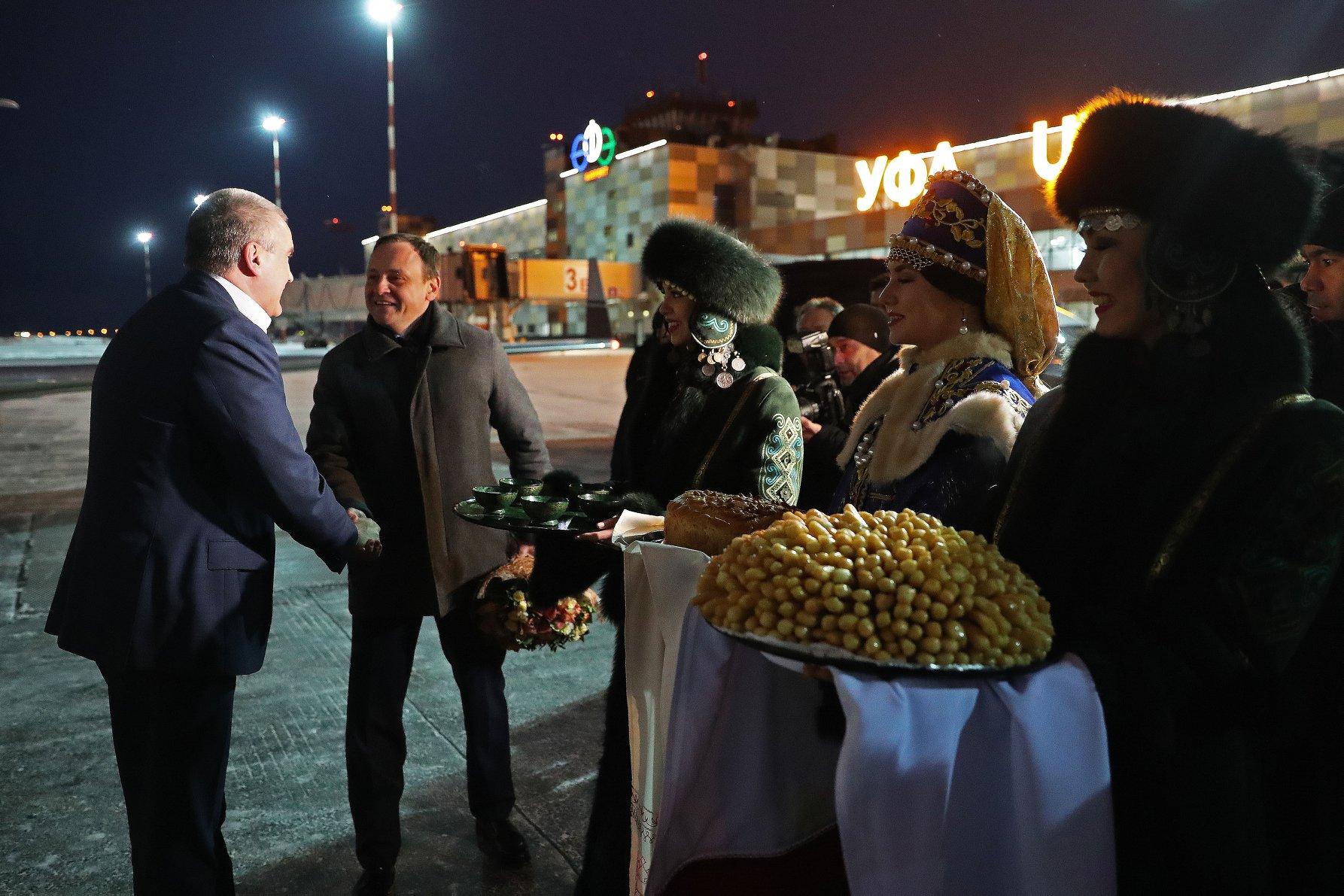 Делегация из Крыма посетила Башкортостан