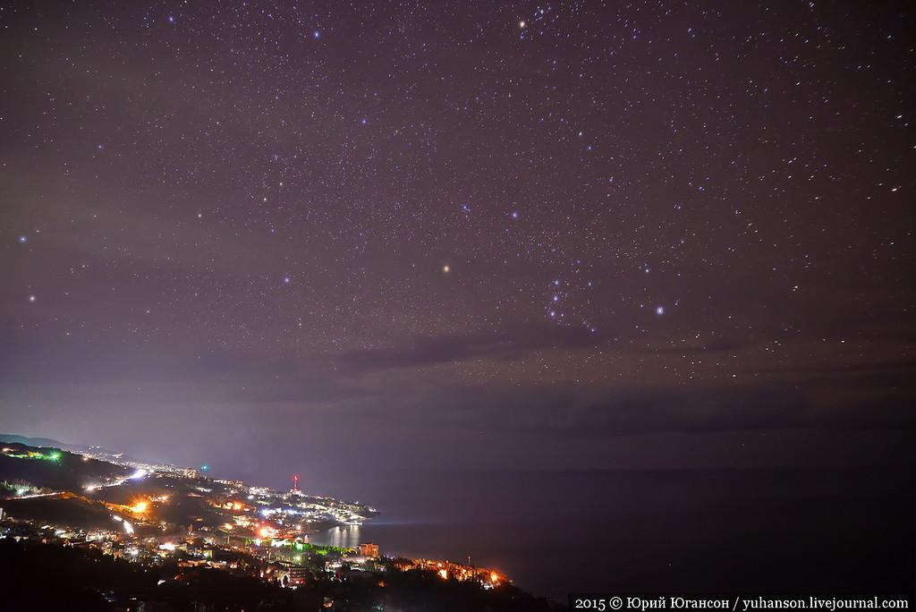 Рождественская ночь в Крыму прошла спокойно