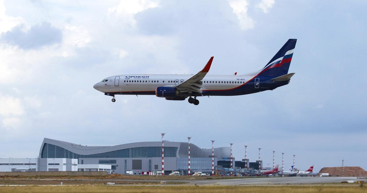Аэрофлот открыл продажу льготных билетов из Крыма в Сочи и Краснодар