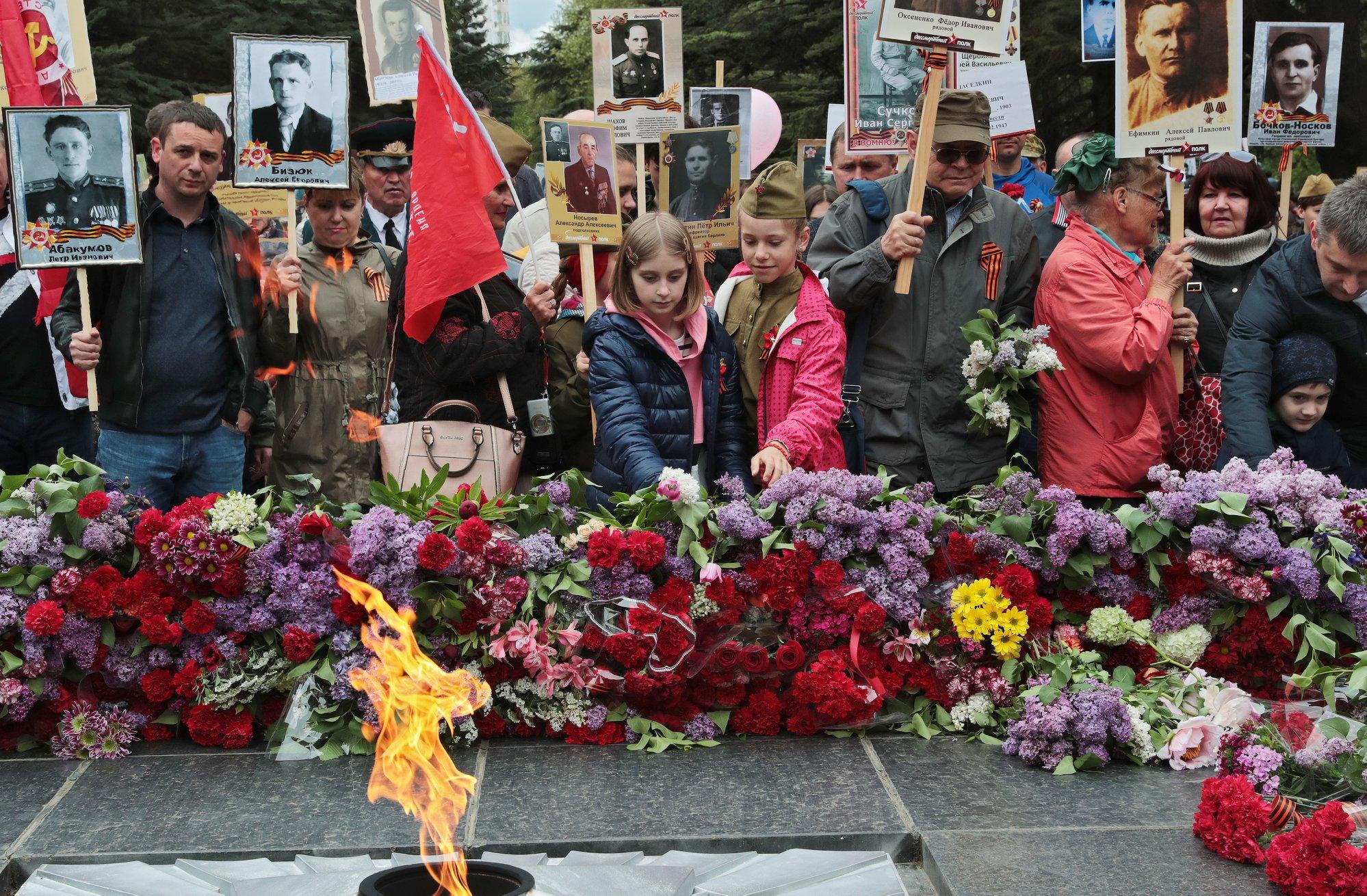 День Победы в Крыму: помним, гордимся…