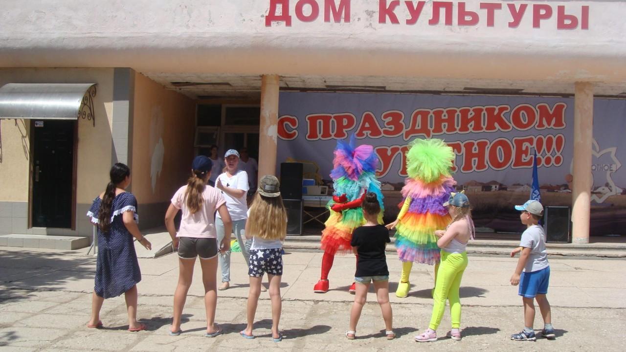 День России в Крыму: жарко, сладко, весело, задорно!