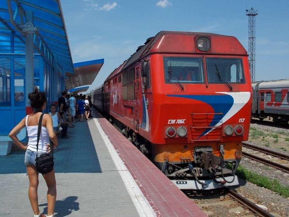 Стартовала продажа билетов на поезда в Крым