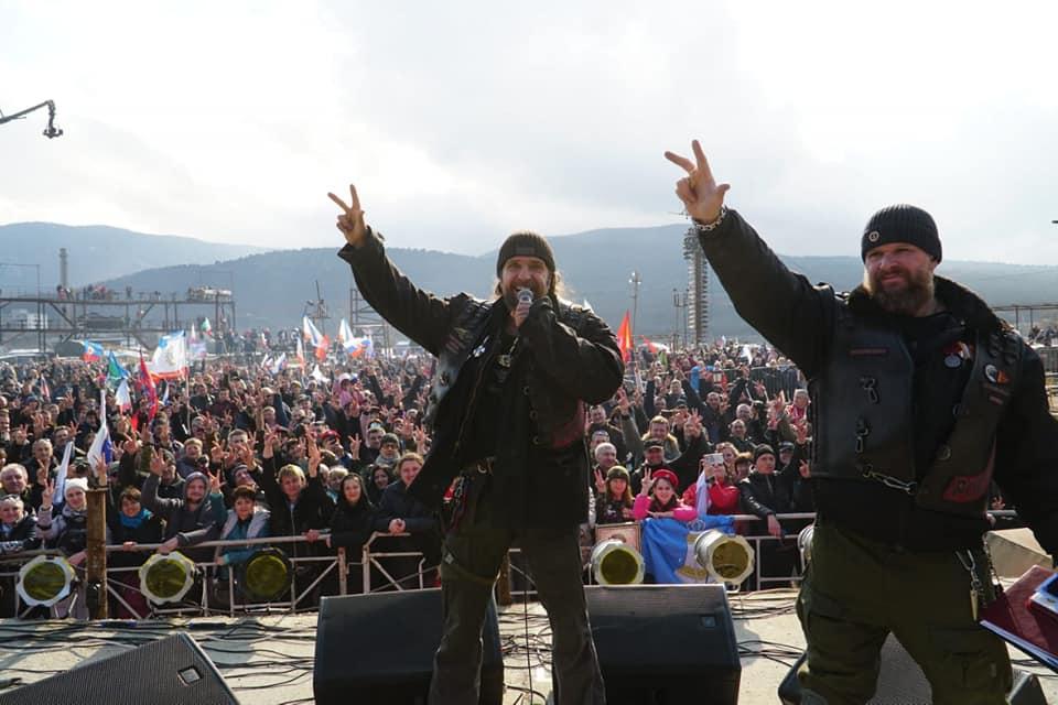 Крым празднует шестую годовщину воссоединения с Россией
