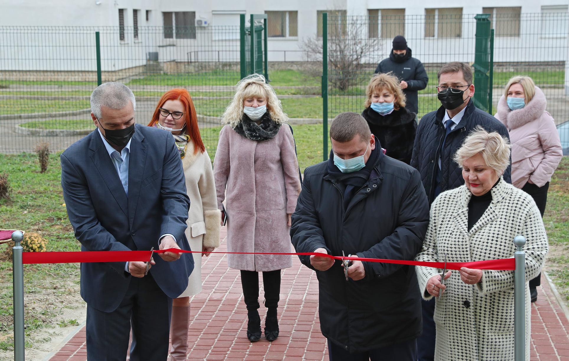 В Крыму появились два новых детсада